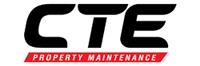 CTE Landscaping Logo